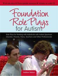 Foundation Role Plays for Autism by Andrew Nelson image