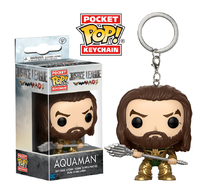 Justice League (Movie): Aquaman - Pocket Pop! Keychain