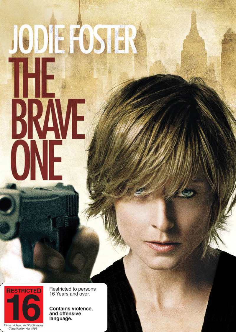 The Brave One on DVD image