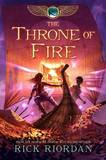 Throne of Fire (Kane Chronicles #2) by Rick Riordan
