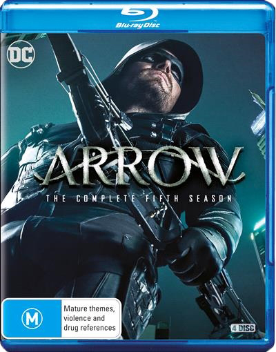 Arrow - Season 5 on Blu-ray image