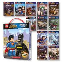 LEGO DC Superheroes: Phonics Box Set 2 by Quinlan B Lee