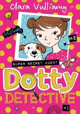 Dotty Detective by Clara Vulliamy image