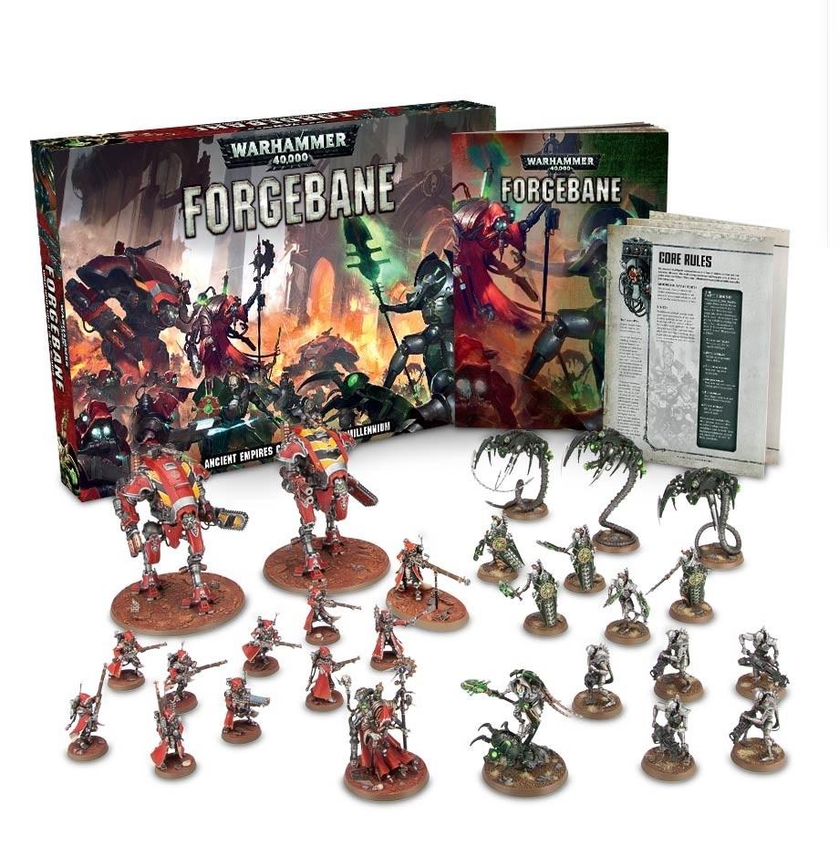 Warhammer 40,000: Forgebane image