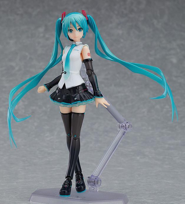 Figma Vocaloid: Hatsune Miku V4X - Action Figure