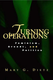 Turning Operations by Mary Dietz image