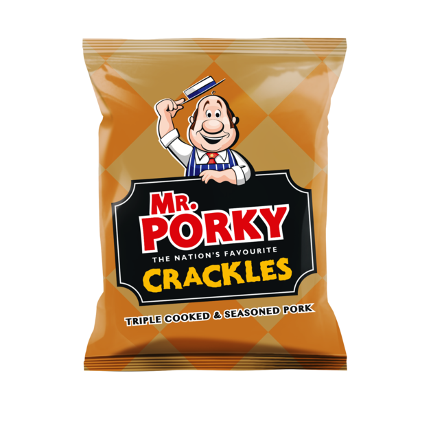 Mr. Porky Pork Crackles (45g)
