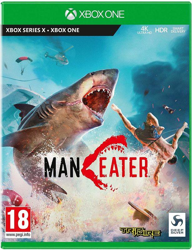 Maneater for Xbox Series X