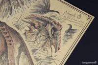 """Monster Hunter: Elemental Monsters (18""""x24"""") - Art Print"""