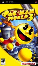 Pacman World 3 for PSP