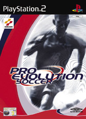 Pro Evolution Soccer for PlayStation 2