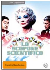 Lo Scopone Scientifico on DVD