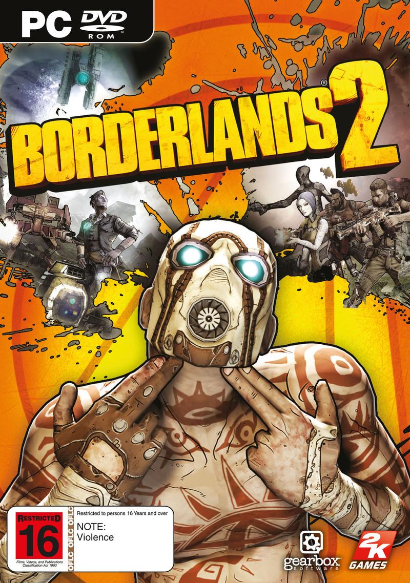 Borderlands 2 for PC image