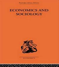 Economics and Sociology by Adolf Lowe image