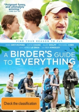 A Birders Guide To Everything on DVD image