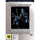 Terminator 2 - Judgement Day (Single Disc) DVD