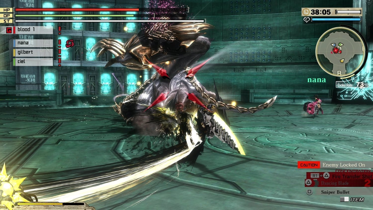 God Eater 2: Rage Burst (Includes God Eater Resurrection) for PlayStation Vita image