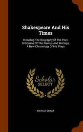 Shakespeare and His Times by Nathan Drake image
