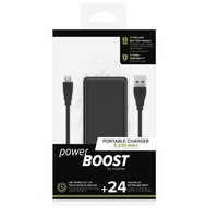 Mophie Power Boost 5200mAh Power Bank (Black)