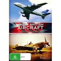 Great British Aircraft on DVD