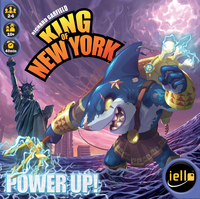 King of New York: Power Up - Expansion