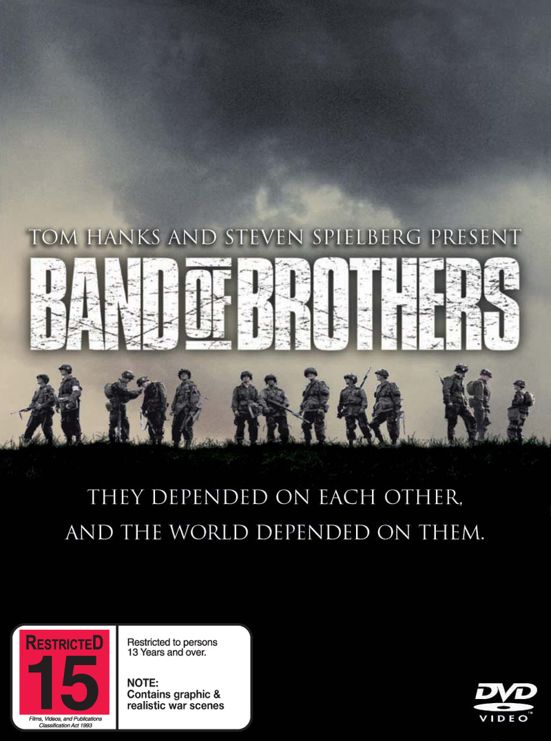 Band Of Brothers - Special Edition (6 Disc Box Set) on DVD image