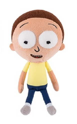 Rick & Morty - Hero Plush (Happy Morty)
