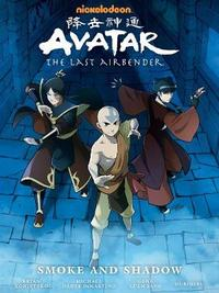 Avatar: The Last Airbender - Smoke And Shadow Library Edition by Gene Luen Yang