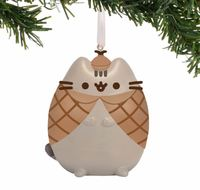 Pusheen Ornament - Detective