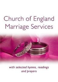 Church of England Marriage Services image