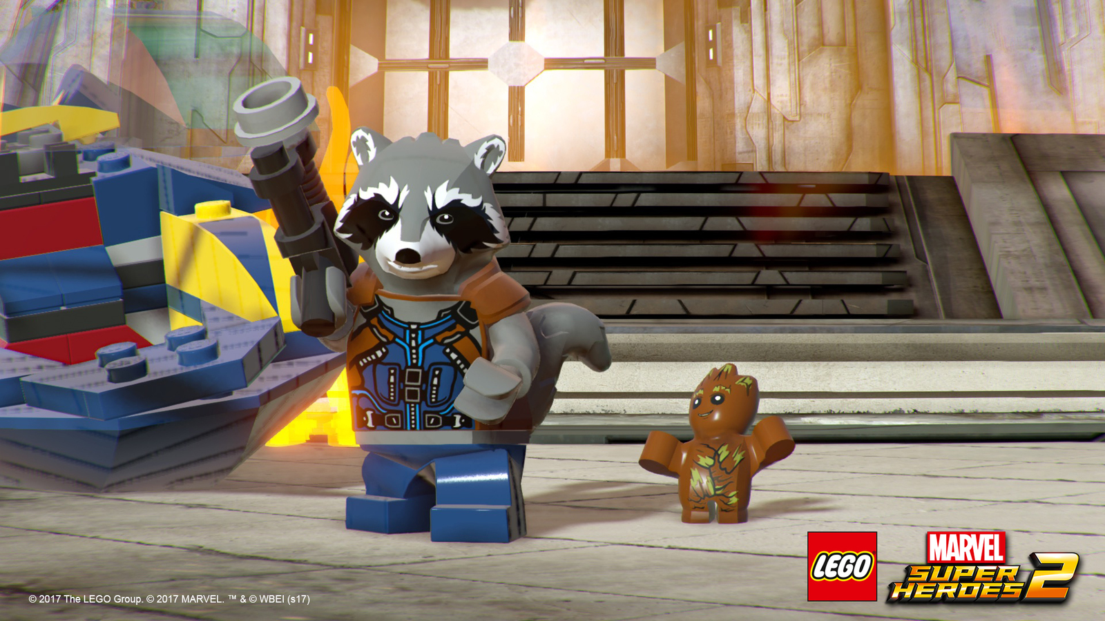 LEGO Marvel Super Heroes 2 for Switch image