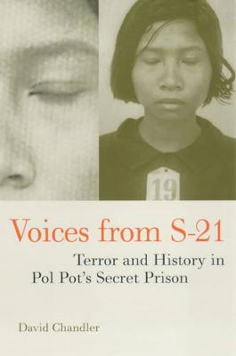 Voices from S-21 by David P Chandler image