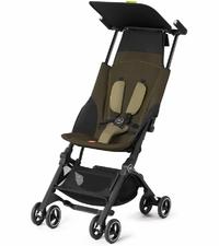 Pockit + Stroller - Khaki