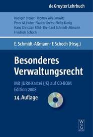 Special Features of Administrative Law by Eberhard Schmidt-A_mann