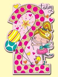 Rachel Ellen: Age 2 Fairy