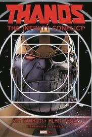 Thanos: The Infinity Conflict by Jim Starlin