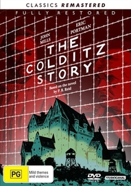 Colditz Story on DVD