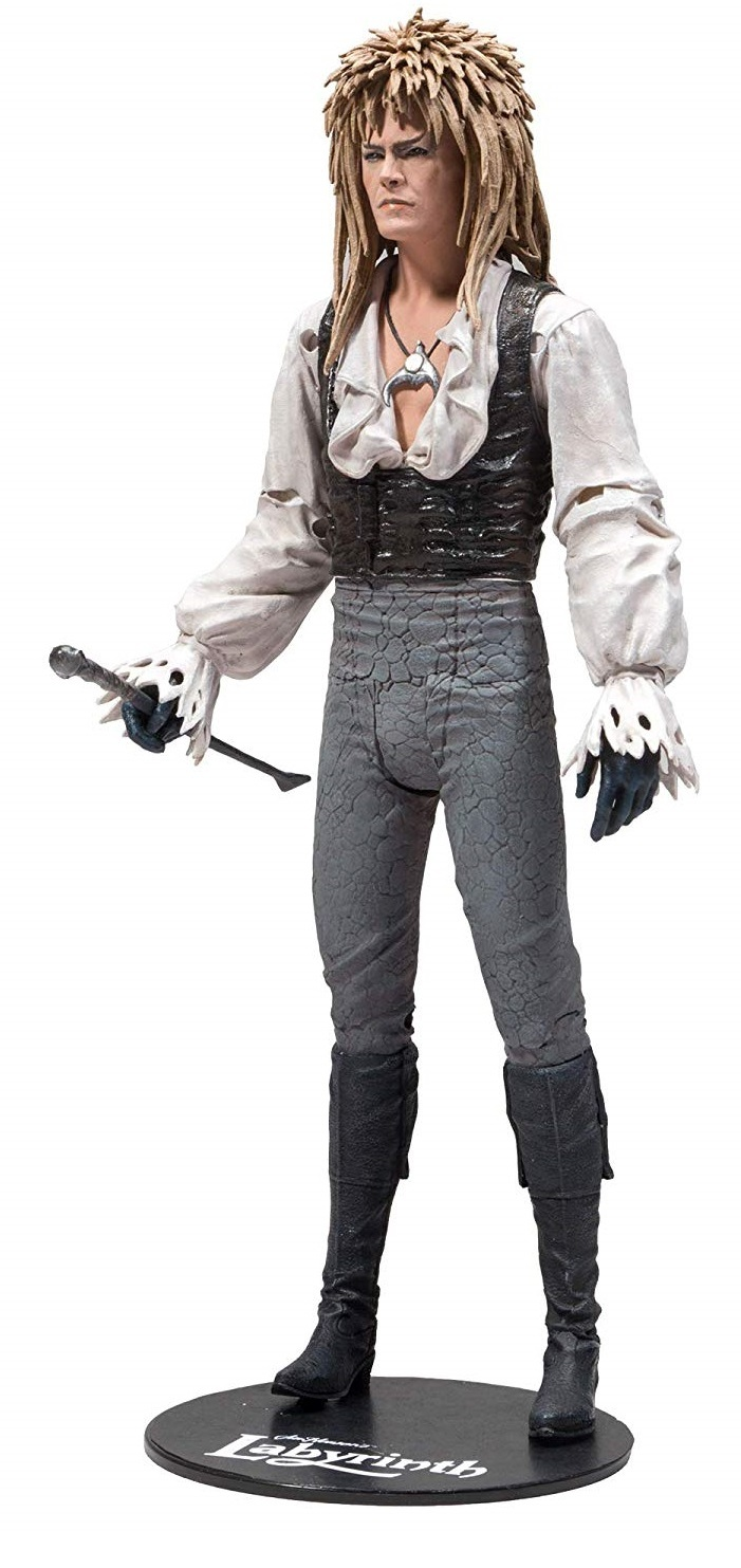 "Labyrinth: Jareth (Magic Dance) - 7"" Articulated Figure image"