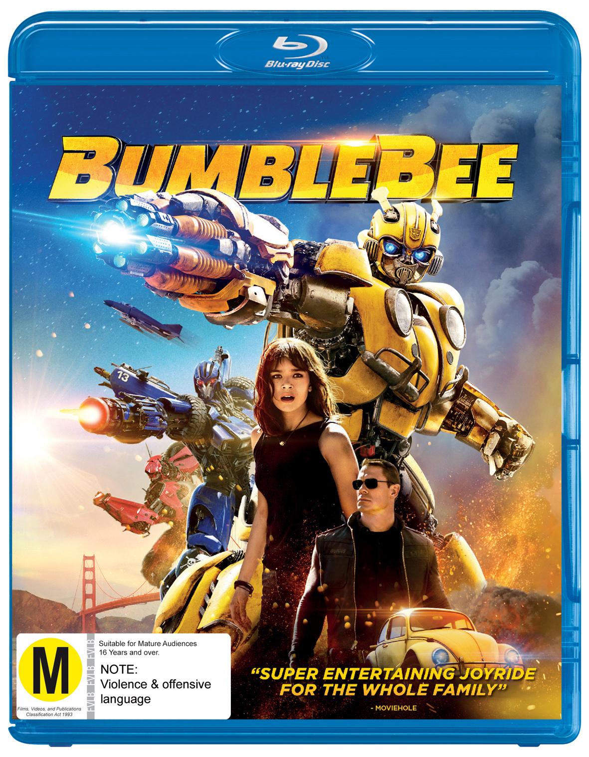 Bumblebee on Blu-ray image