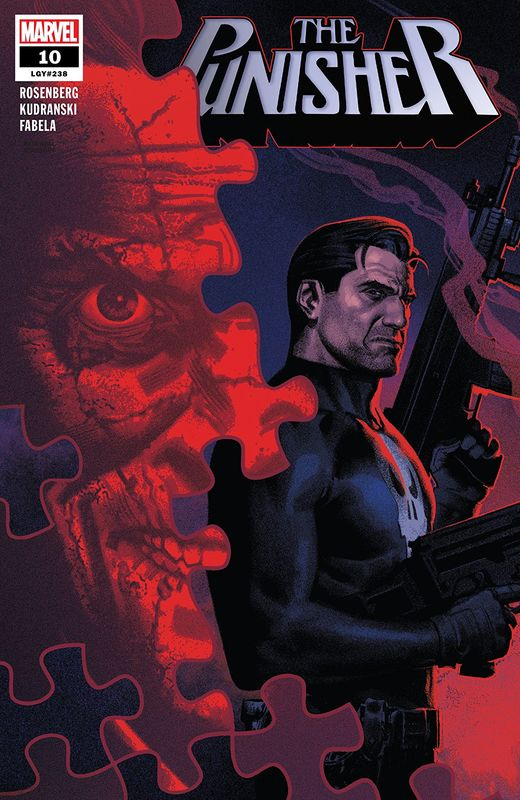 Punisher #10 - (Cover A) by Matthew Rosenberg