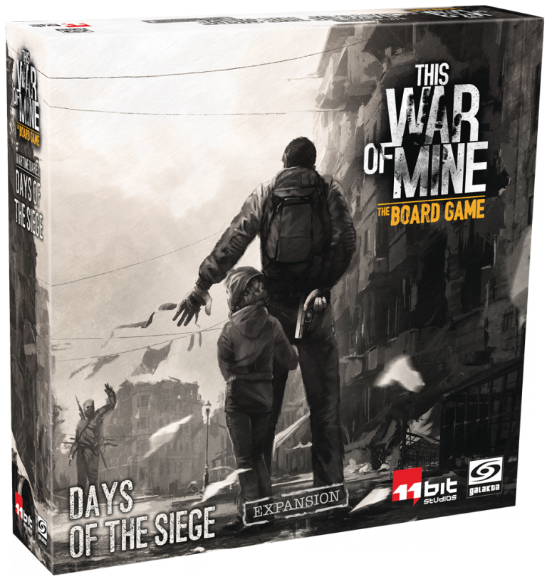 This War of Mine: Days of the Siege - Game Expansion image