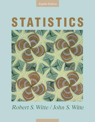 Statistics by Robert S. Witte image