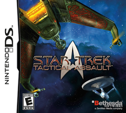 Star Trek: Tactical Assault for Nintendo DS