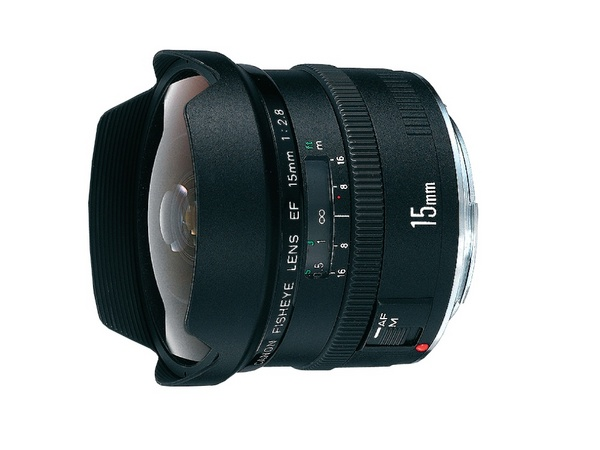 Canon EF 15 F2.8 Ultra-Wide & Wide Lens image