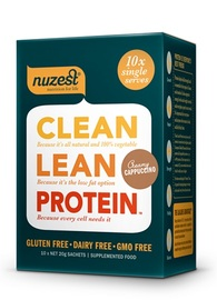 Clean Lean Protein - 10x20g Sachets (Creamy Cappuccino)