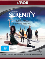 Serenity on HD DVD