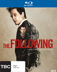 The Following - The Complete First, Second & Third Seasons on Blu-ray