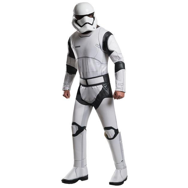 Star Wars: The Force Awakens Stormtrooper Costume - Size Standard