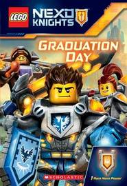 Graduation Day (Lego Nexo Knights: Chapter Book) by Tracey West