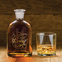Bottled Up Decanter - Booze